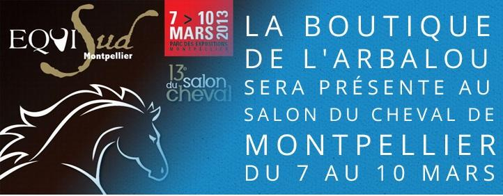 La boutique de l 39 arbalou les actualit s divers for Salon du taf montpellier