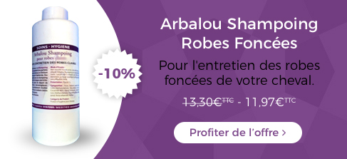 Arbalou Robes foncees