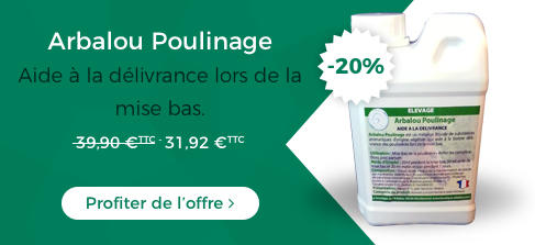 Arbalou Poulinage Promotion