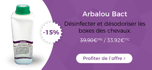 Arbalou Bact réduction