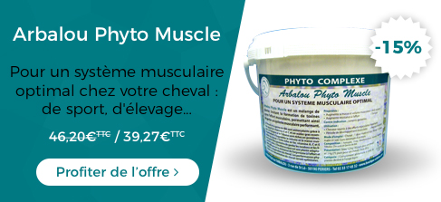 Arbalou Promo Phyto Muscle