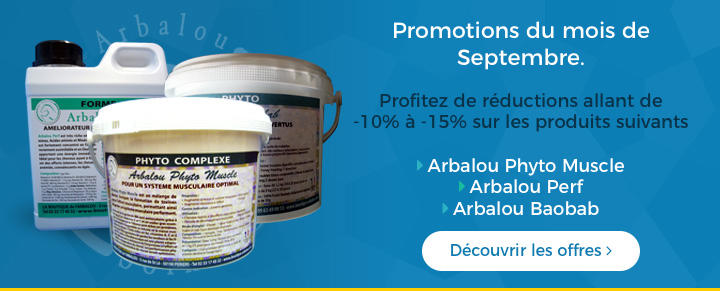 Arbalou Promotions
